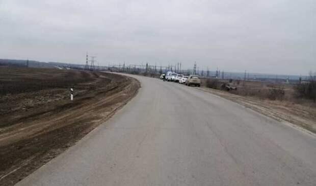 Девушка-подросток погибла вавтоаварии вРостовской области