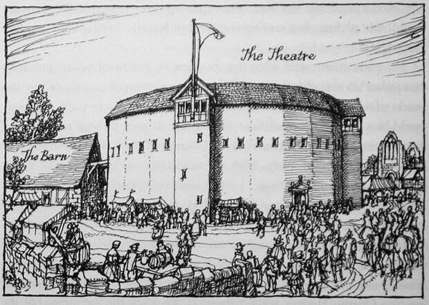 Как выглядел театр эпохи Шекспира