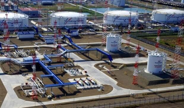 Гидроиспытания резервуара на«Тихорецкой» завершила «Черномортранснефть»