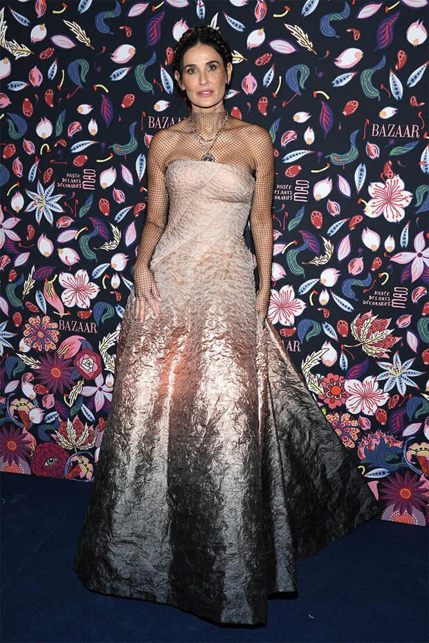 Стиль Деми Мур: Знаменитая красотка, которая выглядит гораздо моложе своих лет
