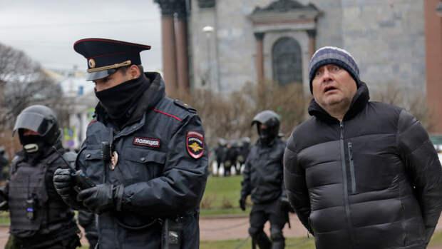 Красноярец стал фигурантом первого уголовного дела о незаконном митинге 21 апреля
