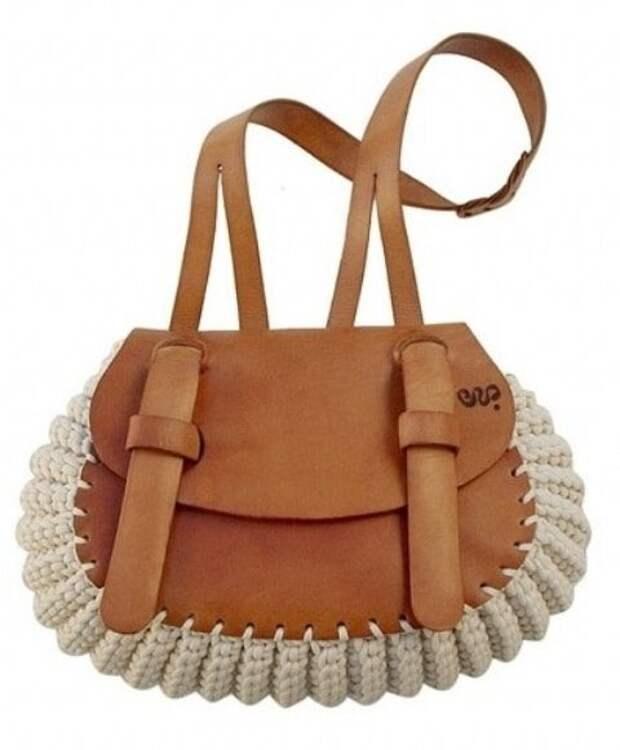 Стильные женские сумки своими руками!