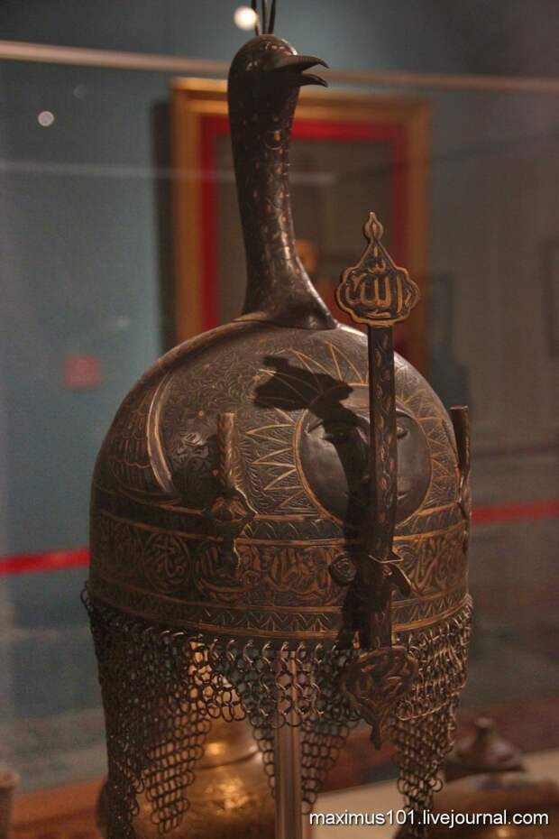 Парадное оружие Азербайджана