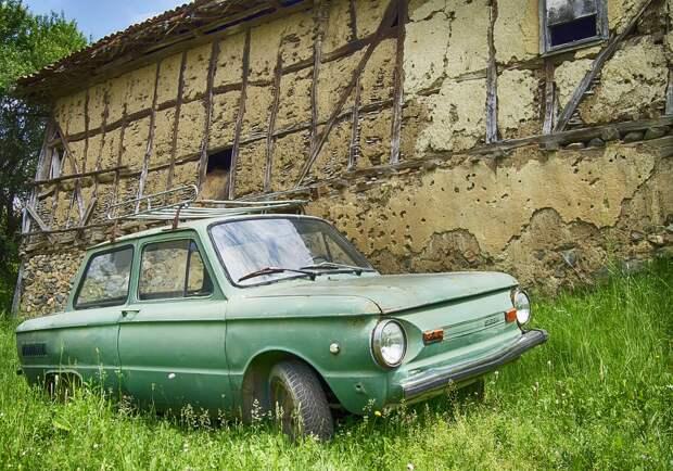 Крымчанин на время взял у друга машину и тут же продал ее