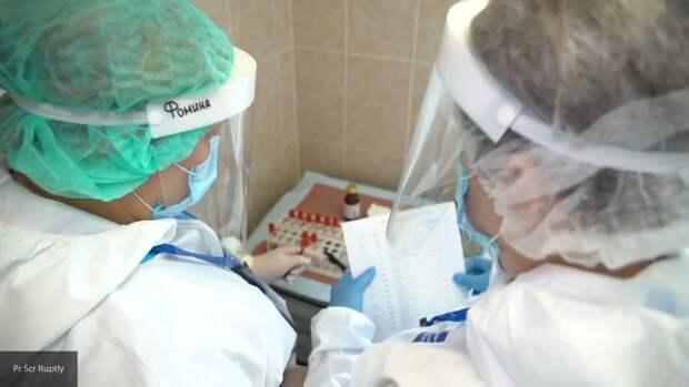 """""""Вектор"""" в ноябре готов начать производство вакцины от коронавируса"""