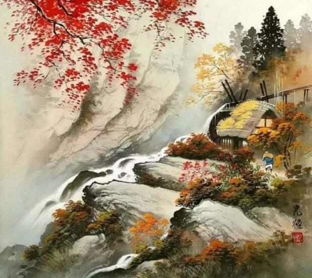 художник Коукеи Кодзима (Koukei Kojima) картины – 05