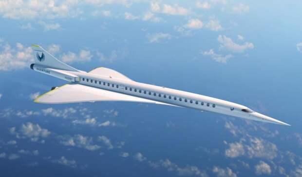 Реактивные двигатели снизят шум работы сверхзвуковых самолетов