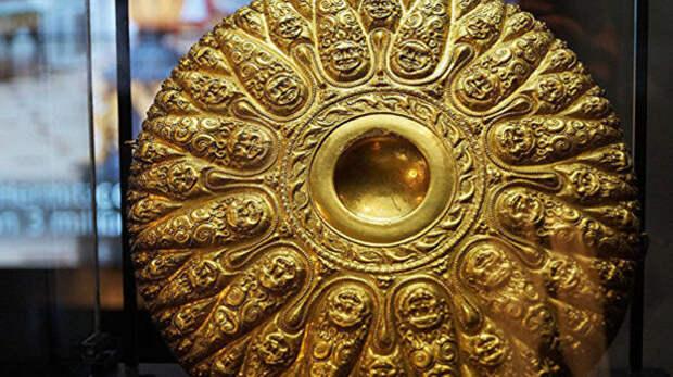 Судьба скифского золота окончательно решится 31 августа