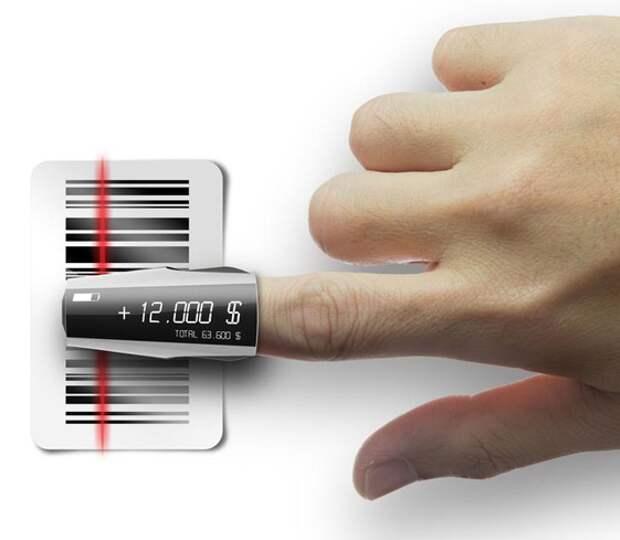 Сканер на кончиках ваших пальцев
