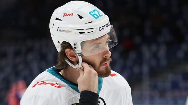 «Мой путь тернист, я не боюсь вызовов. В «Вегасе» обещали дать шанс». Мироманов — неожиданный русский в НХЛ