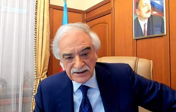 «Эйфория в Баку»: почему азербайджанский посол нахамил в адрес России