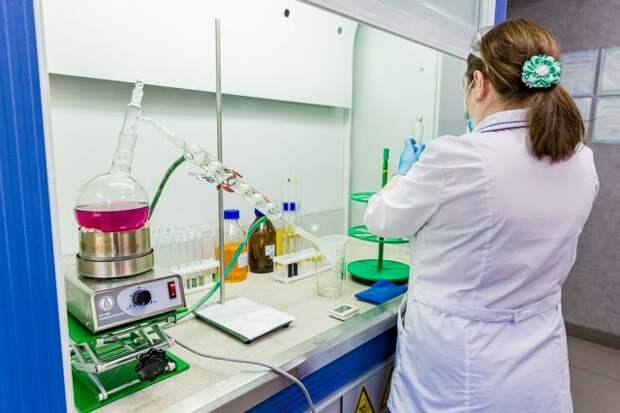 На модернизацию российских лабораторий кабмин направит почти 6 млрд рублей
