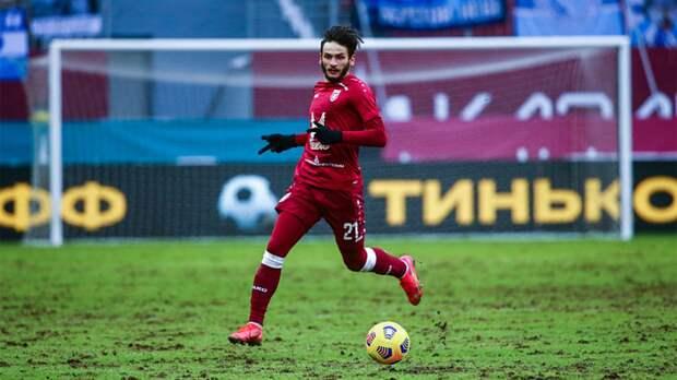 «Монако» заинтересовался полузащитником «Рубина» Кварацхелией
