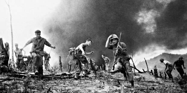 Кто кого: вьетнамские партизаны против бомбардировщиков США