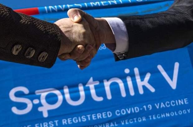 В Узбекистан прибыла первая партия российской вакцины «Спутник V»