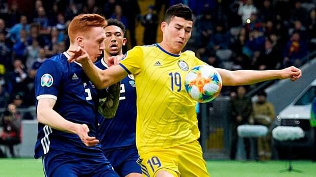 СМИ: Зайнутдинова принуждают к игре за сборную Казахстана, несмотря на травму