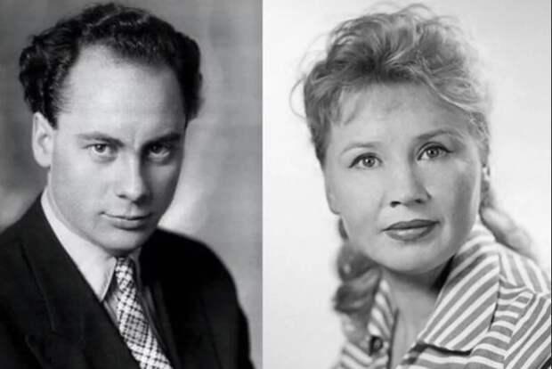 Евгений Ташков и Екатерина Савинова.