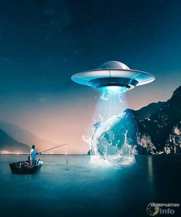 От виманы к НЛО. Часть 5