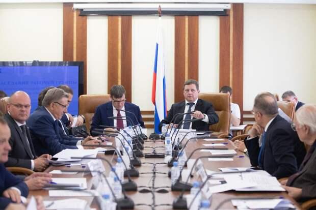 В Совете Федерации обсудили концепцию Стратегии развитиия авиационной промышленности РФ