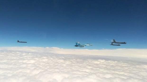 Бомбардировщики США будут регулярно летать над Украиной (фото)