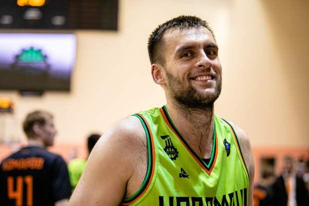 В состав баскетболистов «Купол-Родников» в Ижевске вошел новый игрок