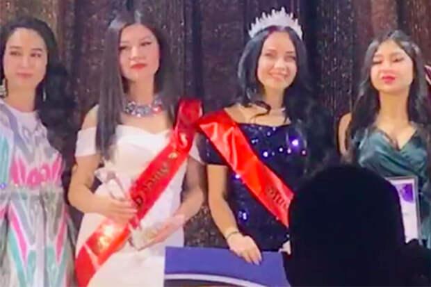 На конкурсе красоты среди мигранток победила 25-летняя узбечка