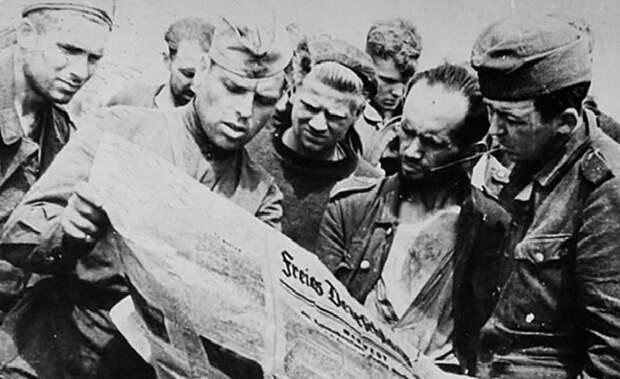 Как Сталин поступил с поволжскими немцами в Великую Отечественную