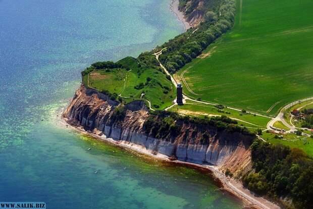 Фото: Остров Рюген.