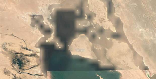 4 секретных места, которые блюрят Google карты