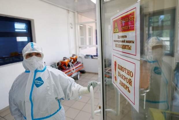 Число умерших на Кубани пациентов с коронавирусом превысило 7000 человек