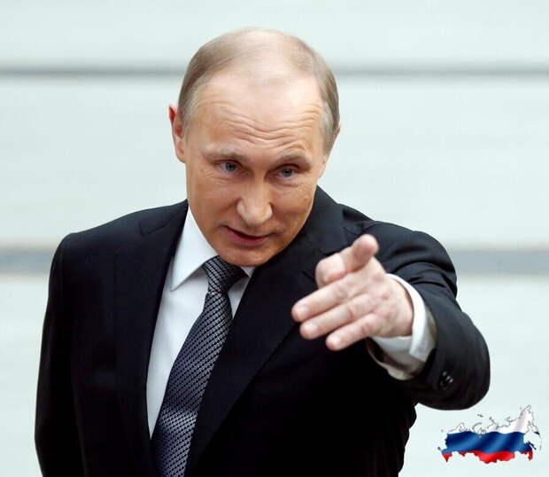 Что же не так с Путиным?
