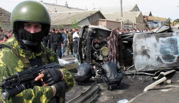 Война в Чечне – самый значительный военный конфликт РФ