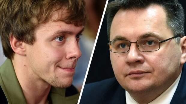 «Спасите его от русской мафии». Что говорят в Америке о скандале с Панариным, которого обвинили в избиении девушки