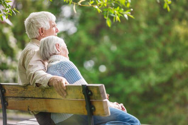 С годами человек становится слабее. /Фото: love.ru.