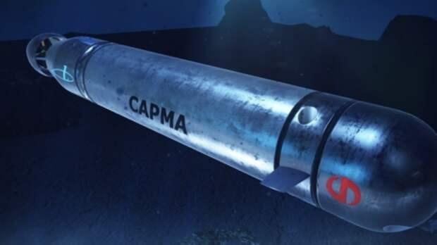 «Сможет выполнять большой спектр задач»: как подводный беспилотник «Сарма» усилит гражданский флот России