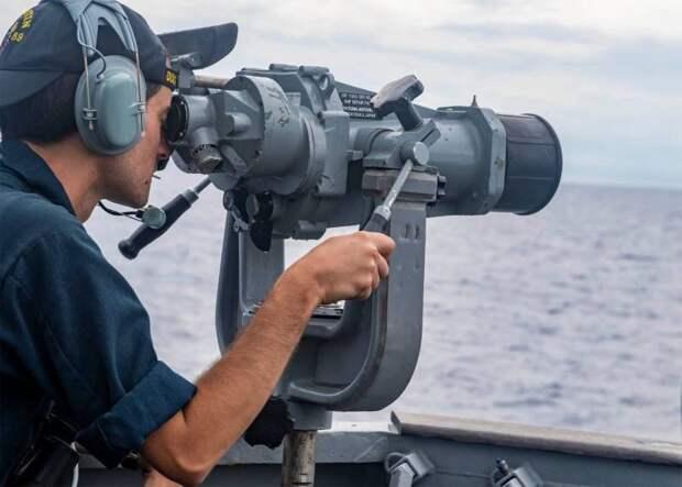 Инцидент у островов Сиша: Эсминец ВМС США с КР «Томагавк» оказался в полукольце боевых кораблей ВМС Китая