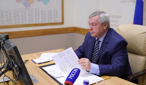 Вездеходы для медиков попросили жители Нижней Ореховки у Василия Голубева