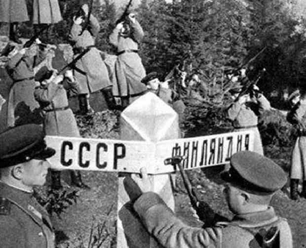Какие территории СССР подарил другим странам после войны