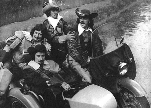 10 закулисных фактов о съёмках самого культового советского фильма «Д'Артаньян и три мушкетера»
