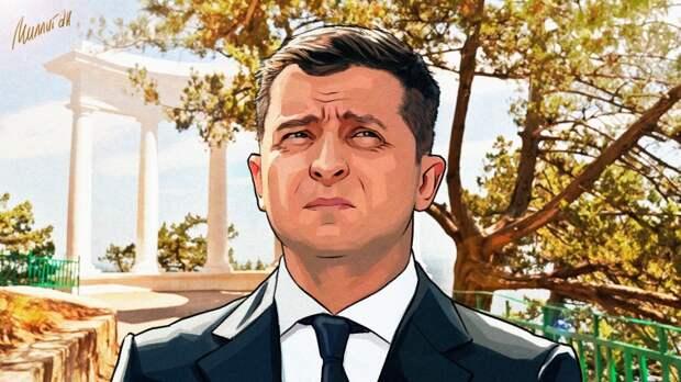 """""""Это не сцена, а он смеется"""": после Зеленского Украину придется отстраивать с нуля"""