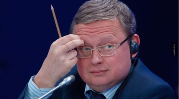 Делягин объяснил, зачем Лондон устроил санкционную истерику против России