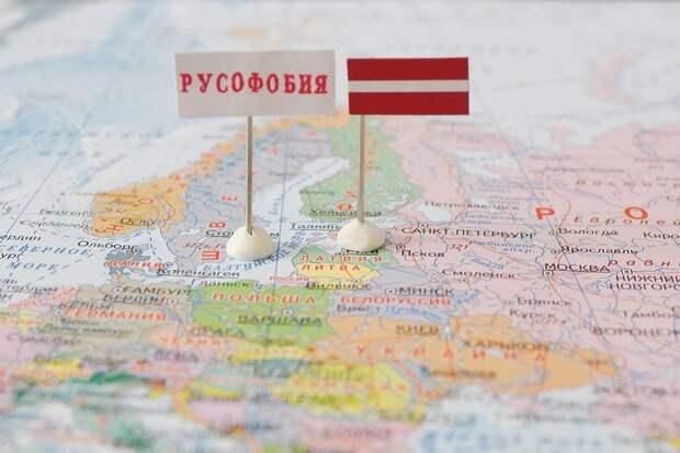 От борьбы с русским языком Латвия несёт гигантские убытки