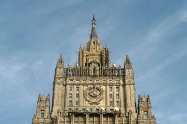 Россия объявила о высылке дипломатов Эстонии, Латвии и Литвы