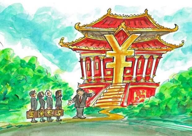 Новая китайская цифровая валюта спровоцирует тектонические сдвиги потоков капитала