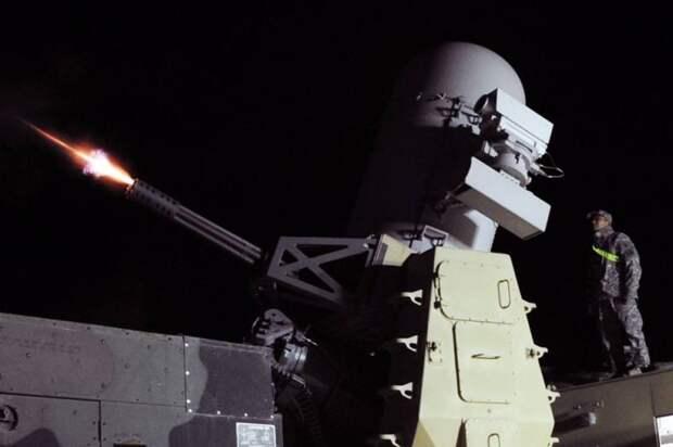 Американский аналог российского «Панциря» не смог сбить в Ираке 10 ракет