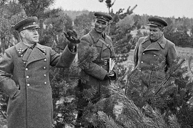 Как майор НКВД Николай Бедов спас жизнь Жукову