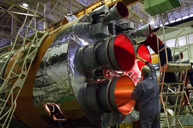 «Роскосмос» вслед за США ввел санкции против производителя «Союзов»
