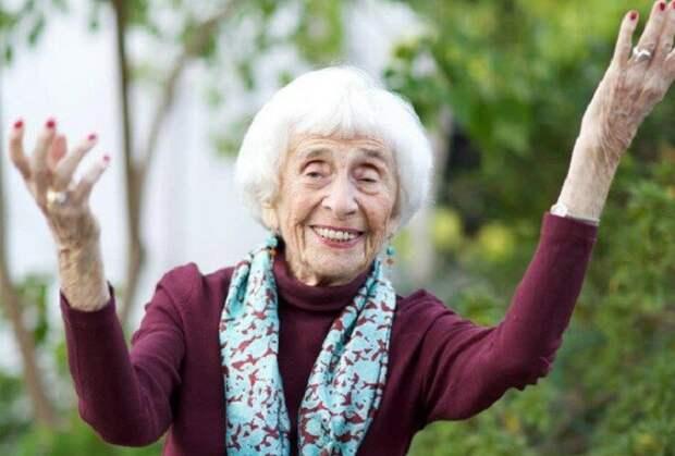 Хедда Болгар: 50 + ещё 53 года активной жизни