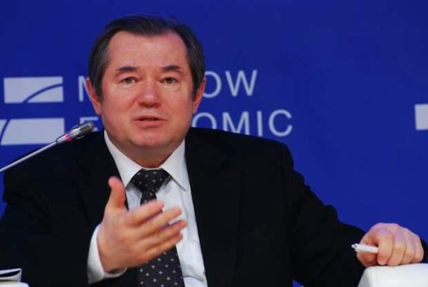 Глазьев освобожден от должности советника президента России