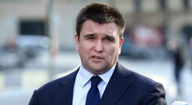 Климкин: Они будут объединять Донбасс